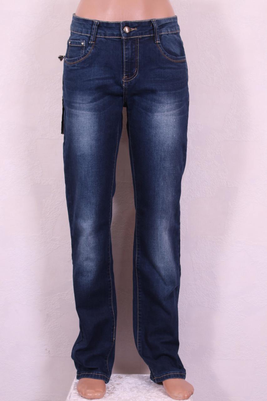 Женские джинсы со средней посадкой