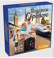 Настільна гра Подорож Європою