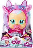 Интерактивная кукла IMC Toys Cry Babies Pegasus Hannah Deluxe Doll Плакса Пегас, фото 1