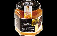 Цукаты из цельного каштана с добавлением меда.400 г
