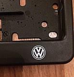 Оригинальная рамка номерного знака Volkswagen 000071801BC, фото 2