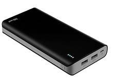 Универсальная мобильная батарея Trust Primo 20000mAh Black (21795)
