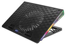 Охолоджуюча підставка для ноутбука ProLogix DCX-AA2 I Black