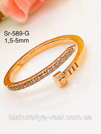 Кольцо Sr-589(6,7,8,9), фото 2