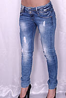 Модные женские джинсы новинка 2015