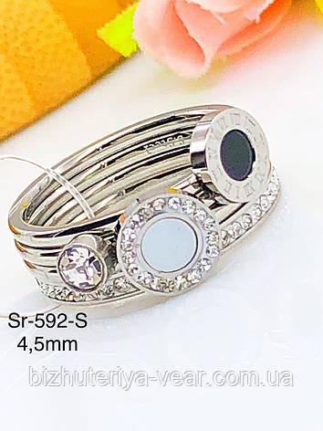 Кольцо Sr-592(6,7,8,9), фото 2