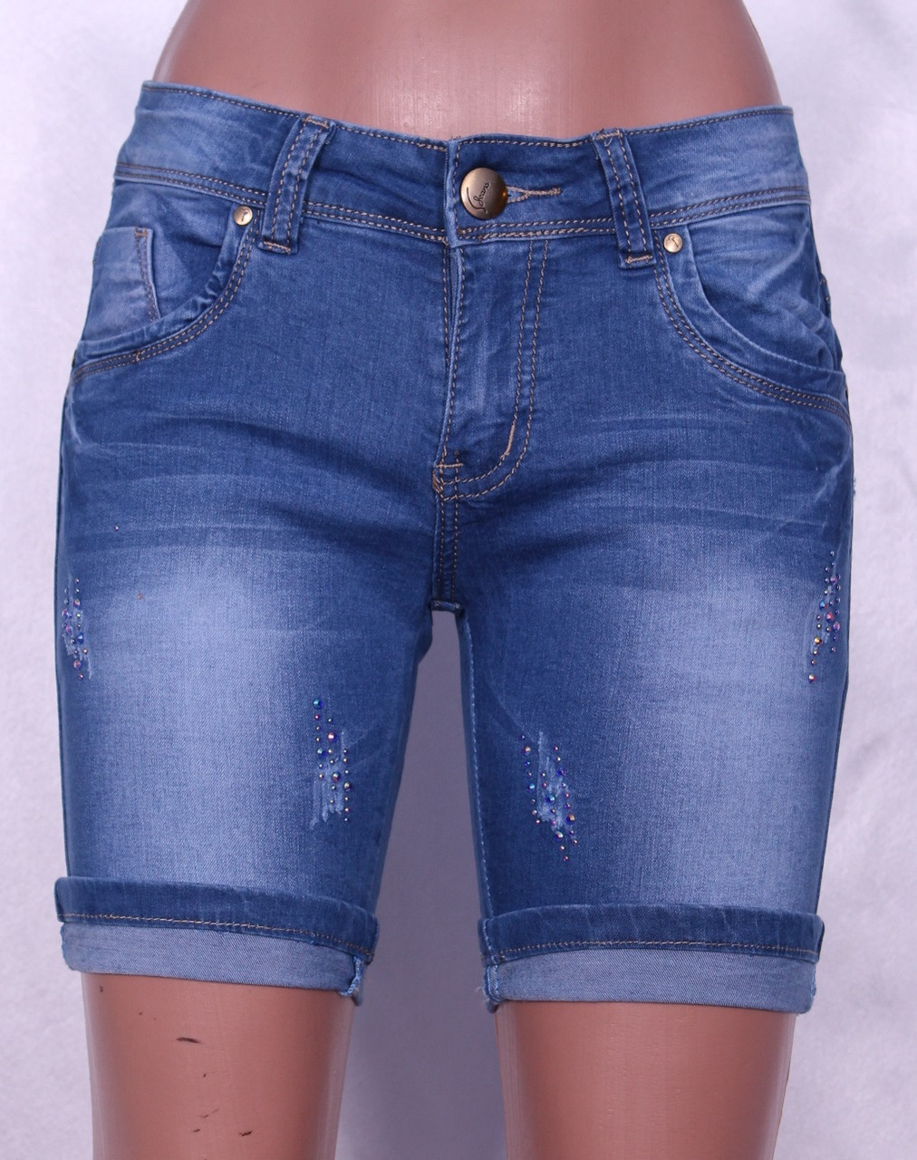 ab11e5203b58 Модные женские джинсовые шорты новинка 2015