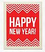 """Новогодний постер """"Happy New Year!"""" (2 размера), фото 2"""