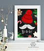 "Новогодний постер ""Ho-Ho-Ho"" (2 размера), фото 2"