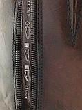 Высокие кожаные сапоги 41 -42 размер, фото 8