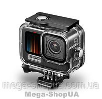 Защитный корпус чехол аквабокс для экшн камеры гопро GoPro Hero 9 Black водонепроницаемый FR54