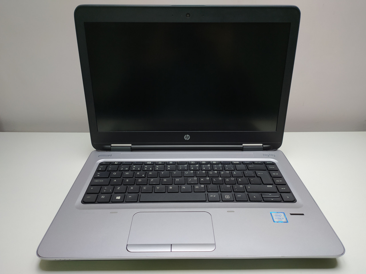 "Ноутбук HP ProBook 640 G2 /Intel Core i5-6200U 2.3GHz/8Гб/SSD/14""/Intel HD Graphics 520"