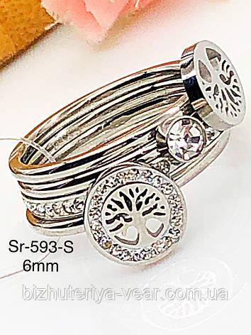 Кольцо Sr-593(6,7,8,9), фото 2