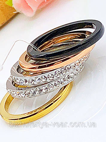 Кольцо Sr-596(6,7,8,9), фото 2