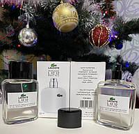 Чоловічі духи тестер Eau De Lacoste Lacoste L. 12.12 Blanc Duty Free 60 ml
