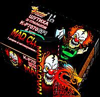 Петарды Безумный Клоун К-Р7070 в упаковке 4 штуки