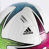 Мяч футбольный Adidas Сonext 21 Training GK3491 (размер 4), фото 4