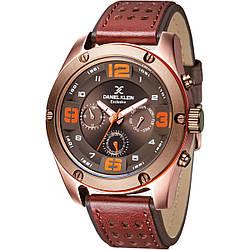 Часы Daniel Klein DK11239-5 Коричневые, КОД: 115553