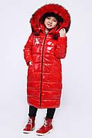 Детская зимняя куртка x-woyz DT-8284-14, фото 1