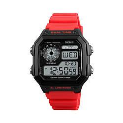 Часы Skmei 1299 Red 1299BOXRD, КОД: 285246