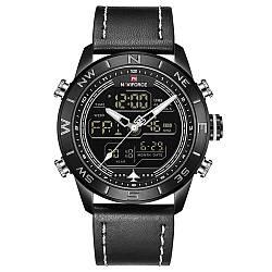 Часы NaviForce BWB-NF9144 Черные, КОД: 1699965