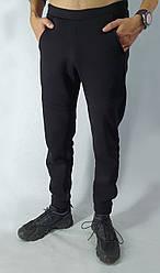 Джогери теплі штани на флісі трикотаж