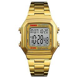 Часы Skmei 1337BOXGG Gold BOX 1337BOXGG, КОД: 2354664