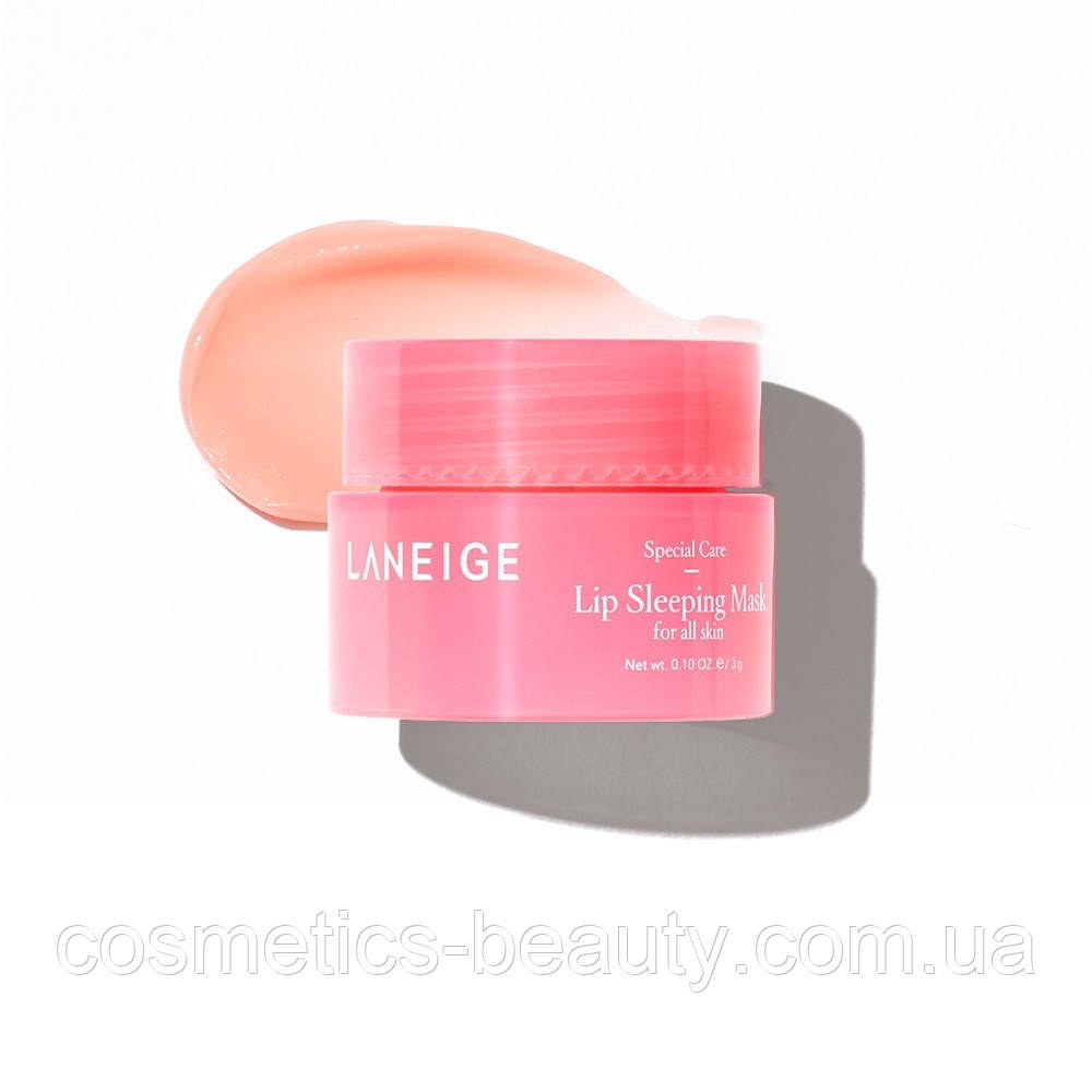 Ночная маска для губ LANEIGE Lip Sleeping Mask Mini (MINIATURE 3 ml)