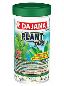 Добриво для акваріумних рослин Plant Tabs, 50таб.