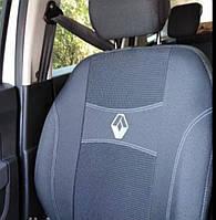 Авточехлы Nika на Renault Kangoo 1,1+1 2003-2007 ,авточехлы Ника на Рено Канго 1+1 2003-2007 года, фото 1