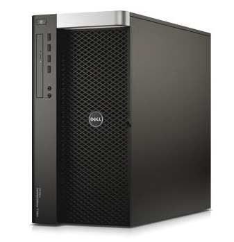 Системный блок Dell Precision T7610- Intel Xeon E5-2620 v2-3.1GHz-16Gb-DDR3-256Gb-SSD-DVD-R+Nvidia Quadro