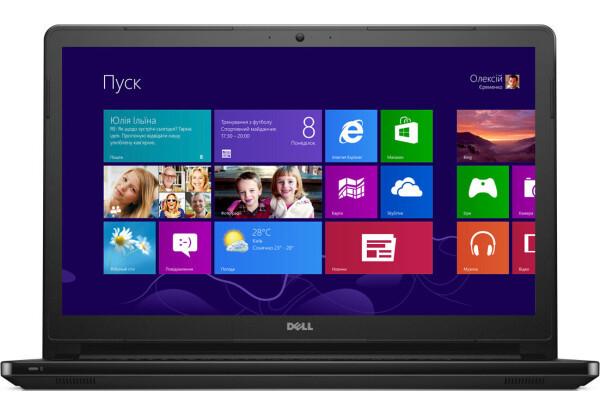 Ноутбук Dell VOSTRO 15 3559-Intel-Core-i5-6200U-2.4GHz-4Gb-DDR3-320Gb-HDD-W15.6-Web-(B)- Б/У
