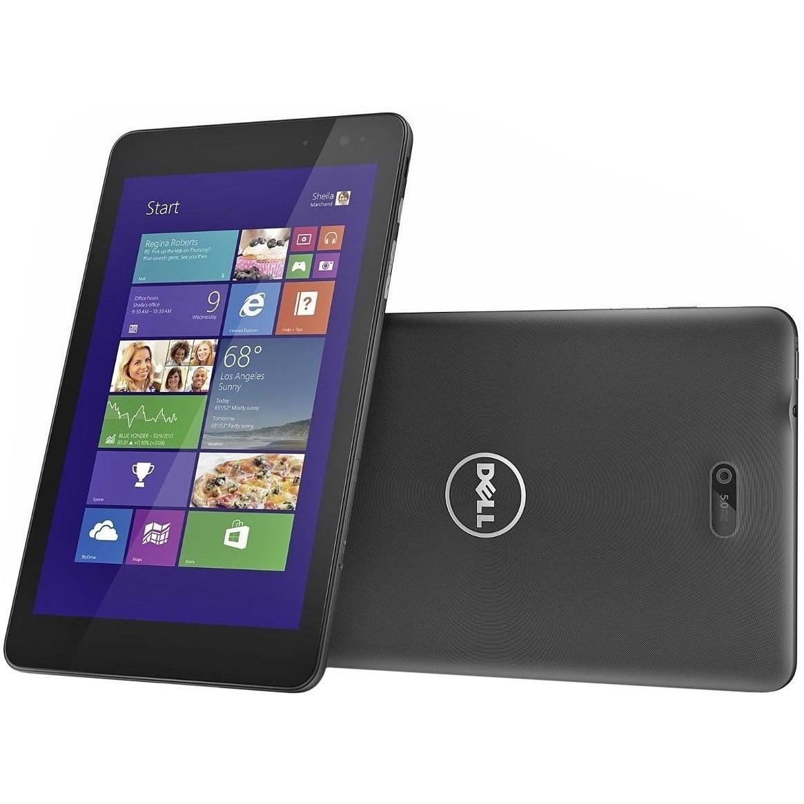 "Планшета Dell Venue 8 Pro-Atom Z3740D 1.33 ГГц-2Gb-64Gb 8.00"" 1280 x 800"