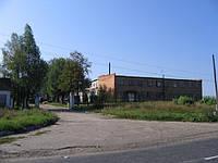 Производственно-складской комплекс в Сумской области