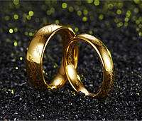 """Парные кольца """"Всевластие"""" из карбида вольфрама, ж. 16.5, 17.3, 18, м.17,5,19, 20, 20.7, 21.5, 22,23, фото 1"""