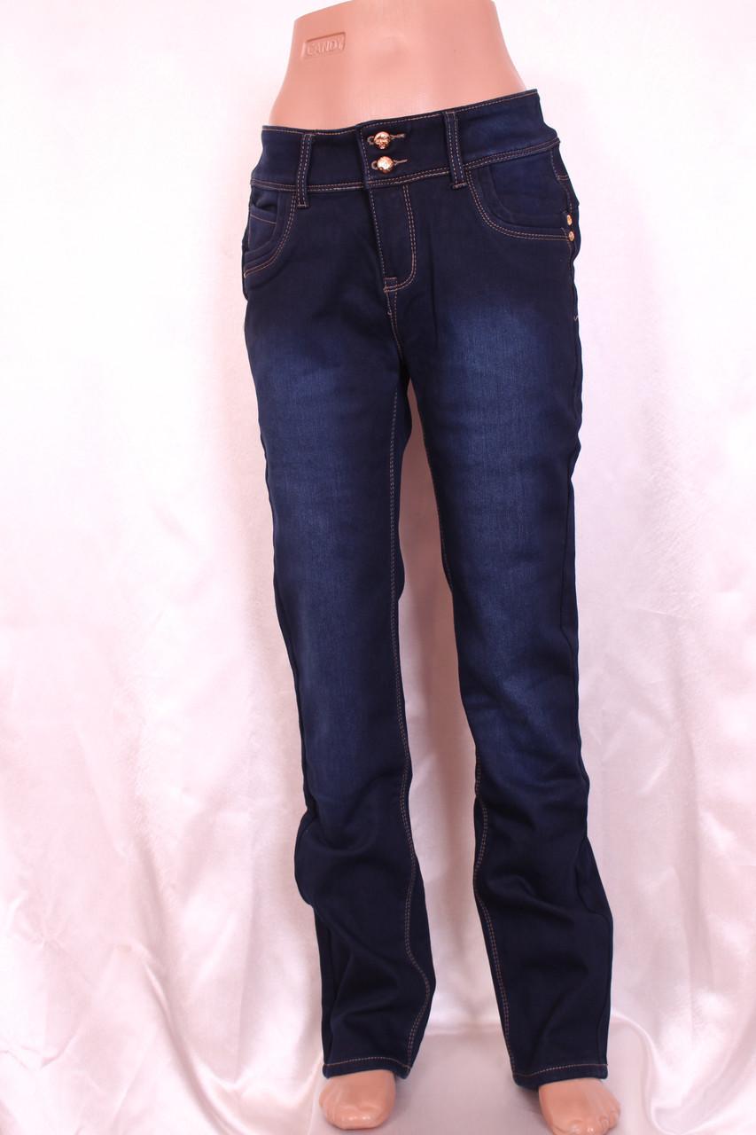 Женские  утепленные джинсы на флисе !!!!