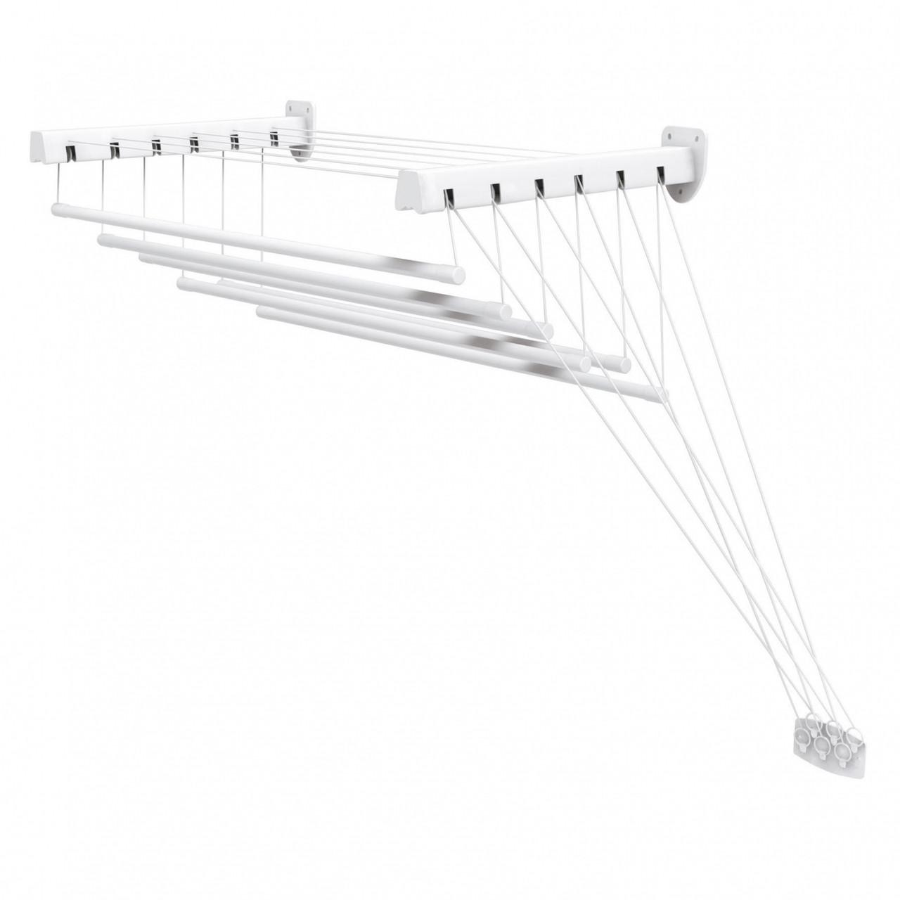 Сушилка для белья настенно-потолочная Gimi Lift 160 9.5м (153566)