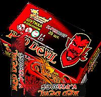 Петарды Красный Дьявол К-Р2330 в упаковке 20 штук, фото 1