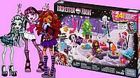 Адвент-календар Монстр хай Monster High Mega Bloks Advent Calendar