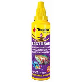 Препарат Tropical Bactosan, очищає воду від забруднень, 50 мл