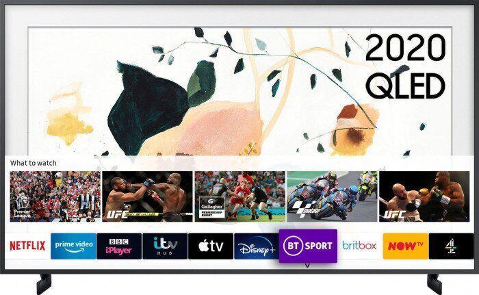 Телевізор Samsung QE43LS03T