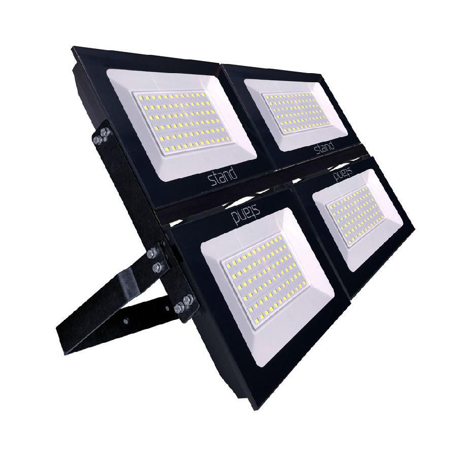 Прожектор світлодіодний ЕВРОСВЕТ 200Вт 6400К EV-200-504М STAND 16000Лм модульний