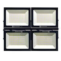 Прожектор світлодіодний ЕВРОСВЕТ 500Вт EV-500-01M 6400К 45000Лм, модульний