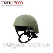Общевойсковой пулезащитный кевларовый шлем «Каска-1М» (ТЕМП-3000)