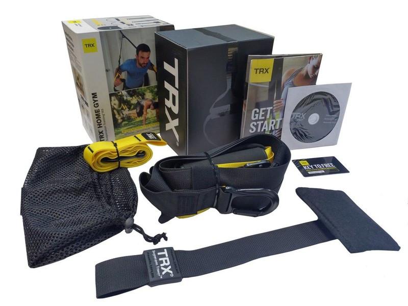 Тренировочные петли для кроссфита TRX P6 Home Gym