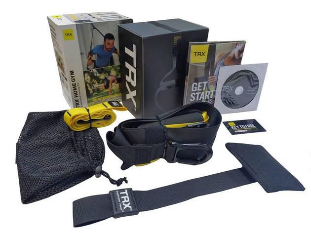 Тренировочные петли для кроссфита TRX P6 Home Gym, фото 2