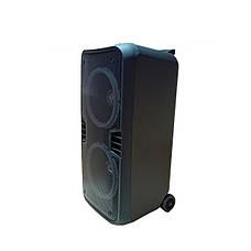 Акустическая портативная колонка комбик Battery Speaker 8800A | Два микрофона, Bluetooth, USB, фото 2