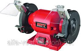 Точильная машина PROFI 125*12,7 мм, 150 Вт, 2950 об/хв, мідна обмотка MPT MBG1253
