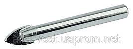 Сверло пикообразное для стекла и плитки  3*60 мм GRANITE 2-01-036