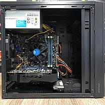 1st Player Led 3fan Tower / Intel Core i5-2500 (4 ядра по 3.3 - 3.7 GHz) / 8 GB DDR3 / 500 GB HDD / nVidia, фото 3